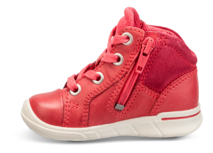 ECCO babystøvel pink 754021 FIRST