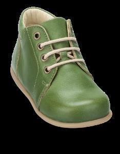 Skofus babystøvlett grønn