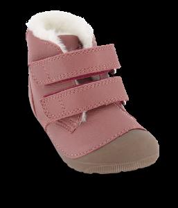 Bundgaard babystøvel rosa BG303156C