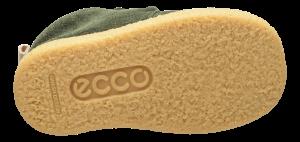ECCO babystøvlett oliven 753411 CREPETRAY