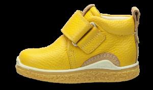 ECCO babystøvlett gul 753421 CREPETRAY