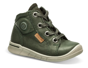 ECCO babystøvel grønn 754021 FIRST