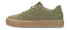 No name børnesneaker khaki