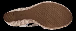 Rieker damesandal grå multi 624H6-90