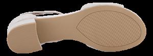 Caprice damesandal lysgrå 9-9-28212-24