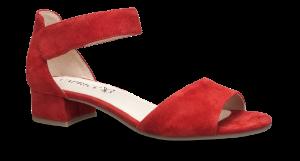 Caprice damesandal rød 9-9-28212-22