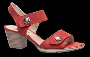 Jana Softline sandal rød 8-8-28308-22