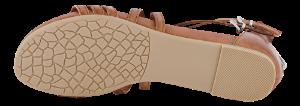 Marco Tozzi damesandal brun 2-2-28424-24
