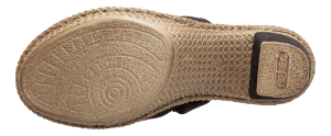 Rieker damesandal sort 66579-00