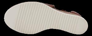 Tamaris damesandal konjakk 1-1-28316-24