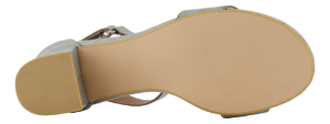 B&CO Damesandal med hæl Gull 4210500101