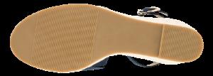 B&CO damesandal marineblå 4211102252
