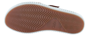 Gabor Damesandal med hæl Brun 63600