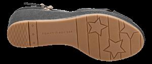 Tommy Hilfiger damesandal navy FW0FW04077