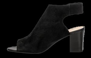 Clarks dame sandal sort 26140001