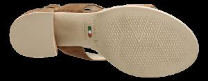 Nero Giardini damesandal cognac P908251D