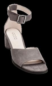 ECCO damesandal grå 280333 SHAPE BLO
