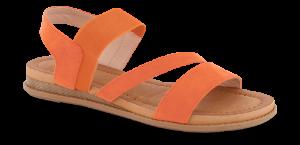 B&CO damesandal oransje