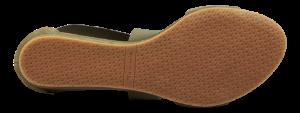 Tamaris damesandal kaki 1-1-28138-24