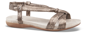 Jana Softline damesandal snake 8-8-28164-24