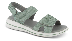 Green Comfort damesandal mint 422004B14841