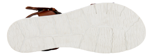 B&CO damesandal brun 4221100630