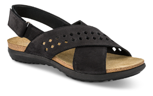 Nordic Softness damesandal sort 4221160110