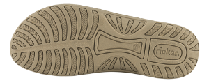 Rieker Damesandal Gul V8873-68