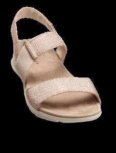 Nordic Softness damesandal rosa