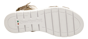Nero Giardini damesandal bronse P908213D