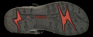 ECCO damesandal lilla metallic 069563 OFFROAD