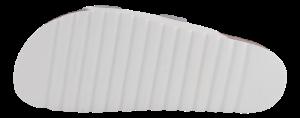 B&CO damesandal hvid