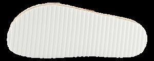 B&CO damesandal slip-in brun 4411100130