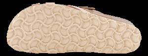 B&CO damesandal beige kombi 4411100680