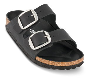 Birkenstock Damesandal Sort Arizona Big Buck