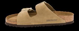 Birkenstock Damesandal Grønn Arizona SFB
