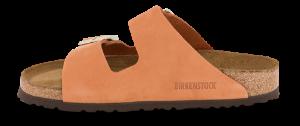 Birkenstock Damesandal Orange Arizona SFB