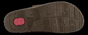 Rohde Damesandal Brun 5865