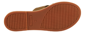 Tamaris damesandal kaki 1-1-27135-24
