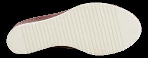 Tamaris damesandal brun 1-1-27200-24