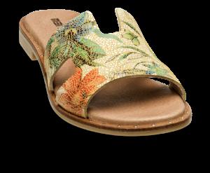 Mentor damesandal blomst H-sandal