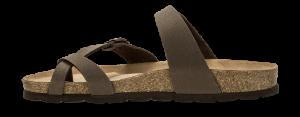 Rohde dame biosandal brun 5594