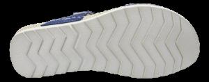 Rohde damesandal blå 8852