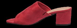 Duffy damesandal rød 97-00736