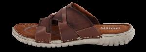 Odiin herre sandal brun 4611100530