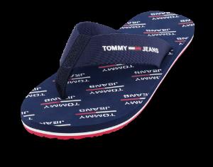 Tommy Hilfiger badesandal navy EM0EM00451