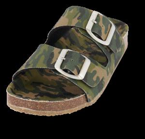 KOOL børnesandal camouflage