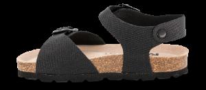 KOOL sandal sort 4811100510