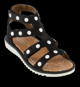 Mia Maja sandal sort 4811101112
