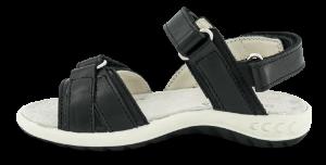 mia maja sandal sort 4811101310